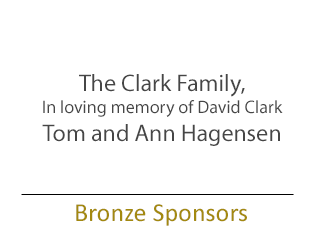 The Clark Family, Tom and Ann Hagensen