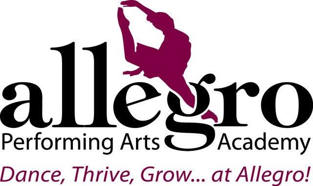 Allegro Performing Arts Academy logo